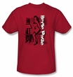 Betty Page Shirt Shake It Red T-shirt