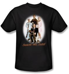 Beverly Hillbillies T-shirt Sophistimacated Black Tee