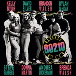 Beverly Hills 90210 Youth Kids T-shirts