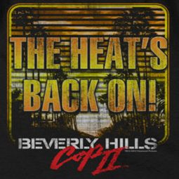 Beverly Hills Cop III The Heats Back On Shirts