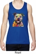 Beware of Pit Bulls Mens Moisture Wicking Tanktop
