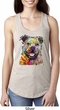Beware of Pit Bulls They Will Steal Your Heart Ladies Ideal Tank Top