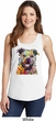 Beware of Pit Bulls They Will Steal Your Heart Ladies Tank Top