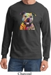 Beware of Pit Bulls They Will Steal Your Heart Long Sleeve Shirt