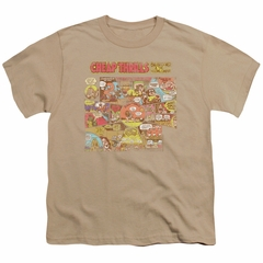 Big Brother And The Holding Company Kids Shirt Cheap Thrills Sand T-Shirt