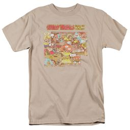 Big Brother And The Holding Company Shirt Cheap Thrills Sand T-Shirt