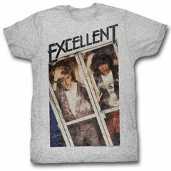 Bill And Ted Shirt Excellent Athletic Heather Tee T-Shirt