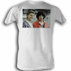 Bill And Ted Shirt The Dudes White Tee T-Shirt