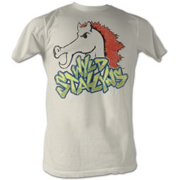 Bill And Ted Shirt Wyld Stallyns 4 Dirty White Tee T-Shirt