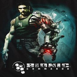 Bionic Commando Shirts