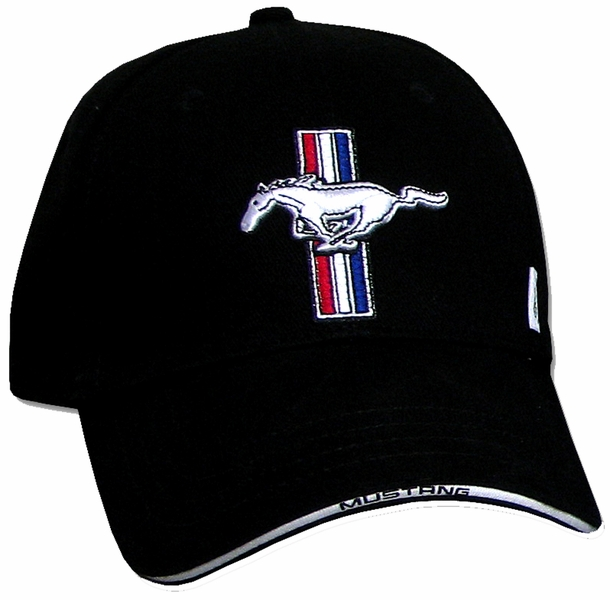 e7ac5d28939cf Ford Mustang GT Hat - Fine Embroidered Automotive Cap - Ford Mustang ...