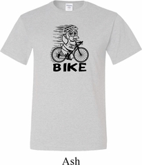 Black Penguin Power Bike Mens Tall Shirt