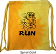 Black Penguin Power Run Tie Dye Bag