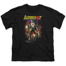 Bloodshot Shirt Kids Comic Black T-Shirt