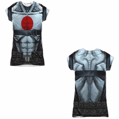 Bloodshot Shirt Straps Sublimation Juniors Shirt