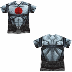 Bloodshot Shirt Straps Sublimation Shirt Front/Back Print