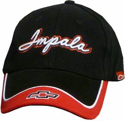 Chevy Impala Hat - Two Tone Chevy Adult Cap