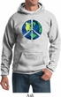 Blue Earth Peace Hoodie