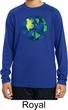 Blue Earth Peace Kids Dry Wicking Long Sleeve Shirt