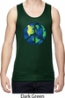 Blue Earth Peace Mens Moisture Wicking Tanktop