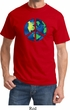 Blue Earth Peace Shirt