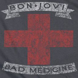 Bon Jovi Bad Medicine Shirts