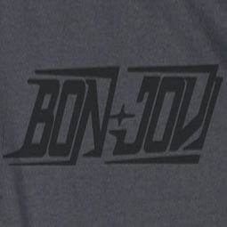 Bon Jovi New Logo Shirts