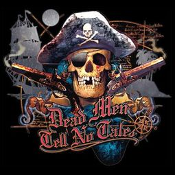 Tell No Tales Pirate Shirt
