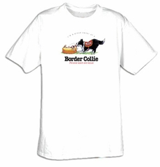 Border Collie Shirt I'm a Proud Owner of a Border Collie Tee