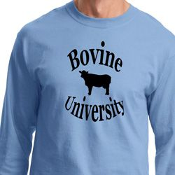 Bovine University Long Sleeve Shirt