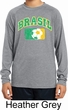 Brasil Kids Dry Wicking Long Sleeve Shirt