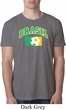 Brasil Mens Burnout Shirt