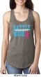 Breast Cancer Awareness Battle Mode Ladies Ideal Tank Top