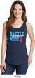 Breast Cancer Awareness Battle Mode Ladies Tank Top