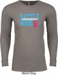Breast Cancer Awareness Battle Mode Long Sleeve Thermal Shirt