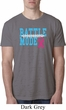 Breast Cancer Awareness Battle Mode Mens Burnout Shirt