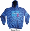 Breast Cancer Awareness Battle Mode Tie Dye Hoodie