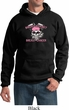Breast Cancer Awareness Bikers Against Breast Cancer Hoodie