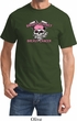 Breast Cancer Awareness Bikers Against Breast Cancer Shirt