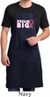Breast Cancer Awareness Dream Big Full Length Apron with Pockets