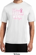 Breast Cancer Awareness Go Fight Win Mens Moisture Wicking Shirt