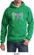 Breast Cancer Awareness Heaven Can Wait Hoodie