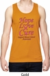 Breast Cancer Awareness Hope Love Cure Dry Wicking Tank Top
