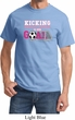 Breast Cancer Awareness Kicking Breast Cancer is Our Goal Shirt