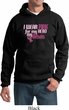 Breast Cancer Awareness Pink for My Hero Hoodie