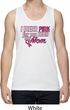 Breast Cancer Awareness Pink for My Hero Mens Moisture Wicking Tanktop