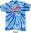 Breast Cancer Awareness Pink for My Hero Twist Tie Dye Shirt