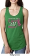 Breast Cancer Awareness Pray for a Cure Ladies Ideal Tank Top