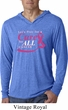 Breast Cancer Awareness Pray for a Cure Lightweight Hoodie Shirt