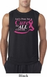 Breast Cancer Awareness Pray for a Cure Mens Sleeveless Shirt